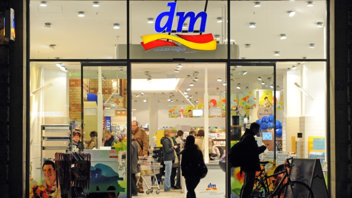 Drogeriemarkt in Erfurt