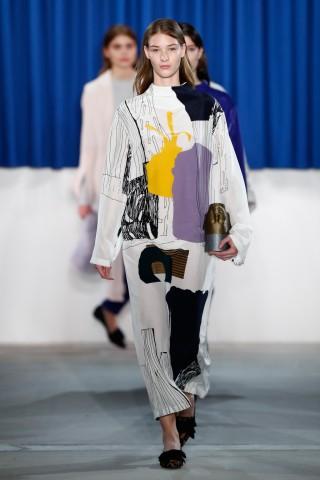 Perret Schaad Show - Mercedes-Benz Fashion Week Berlin A/W 2017