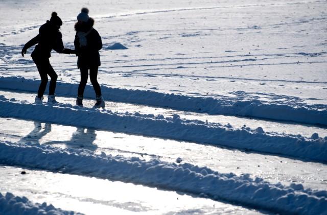 Kälte in Bayern