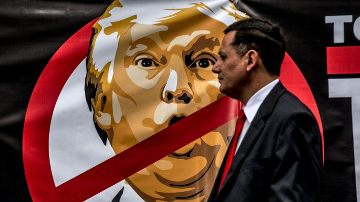 Amtseinführung Trump - Brasilien