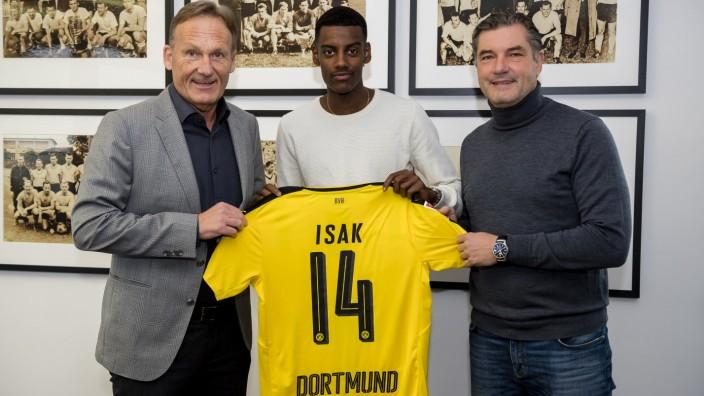Borussia Dortmund - Alexander Isak