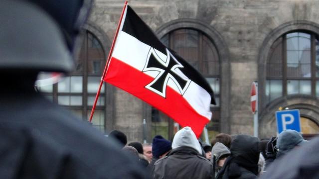Überblick zur Entwicklung des Rechtsextremismus in Sachsen
