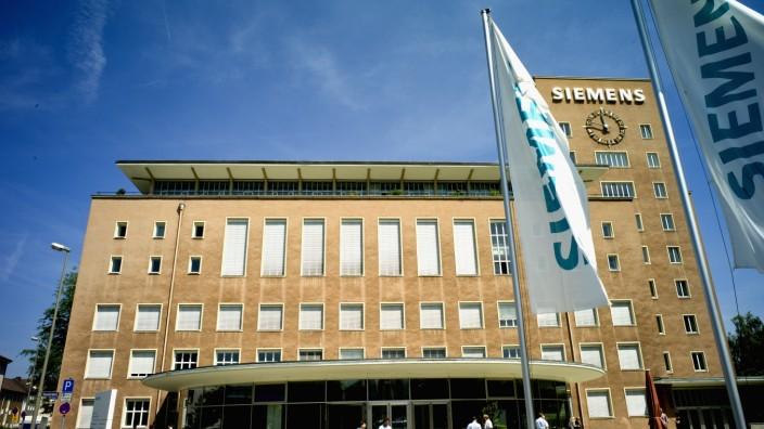 Erlangen: SIEMENS Zentrale - Bürogebäude