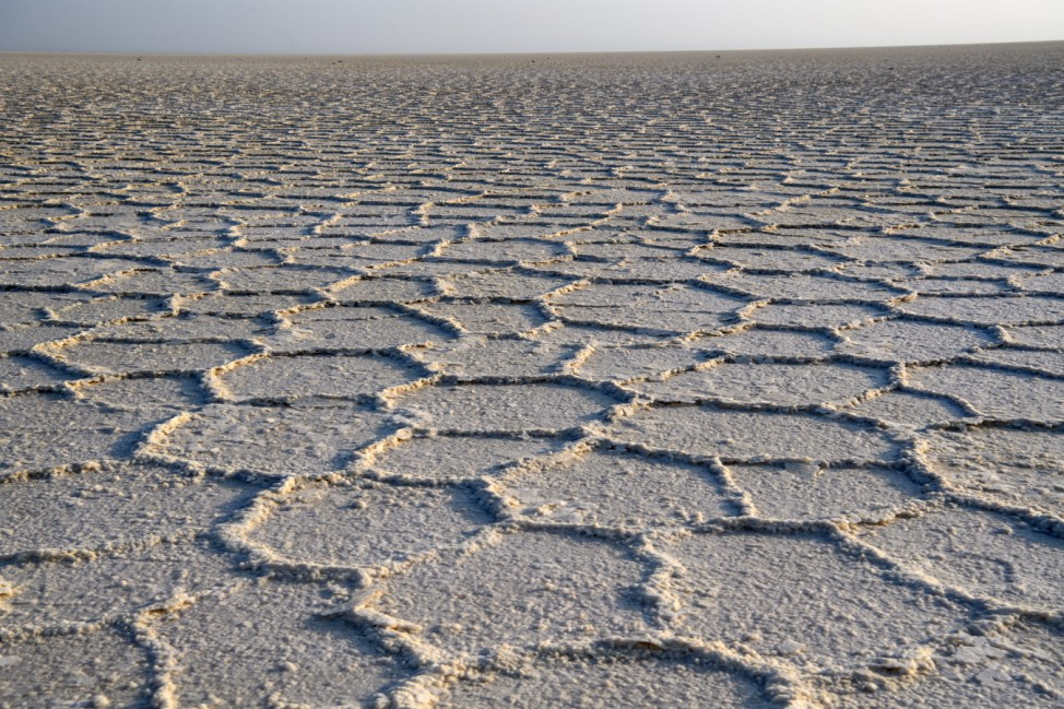 Salt Mines And The Searing Heat Of The Danakil Depression