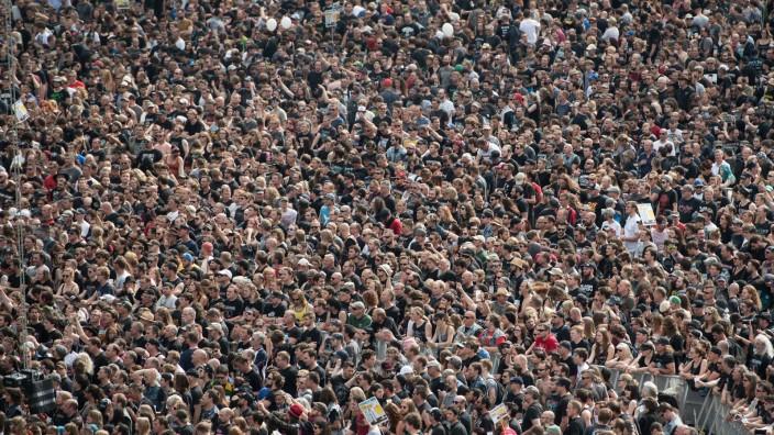 In München leben immer mehr Menschen. Das stellt die Verwaltung vor der Herausforderungen