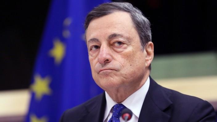 Jahresrückblick 2016 - EZB-Präsident Mario Draghi