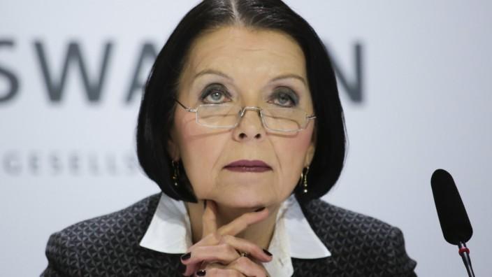 Abgasaffäre bei VW: Christine Hohmann-Dennhardt.