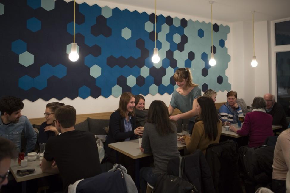 Café Blá, isländisches Café in München
