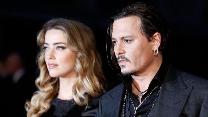 Johnny Depp Amber Heard Klage