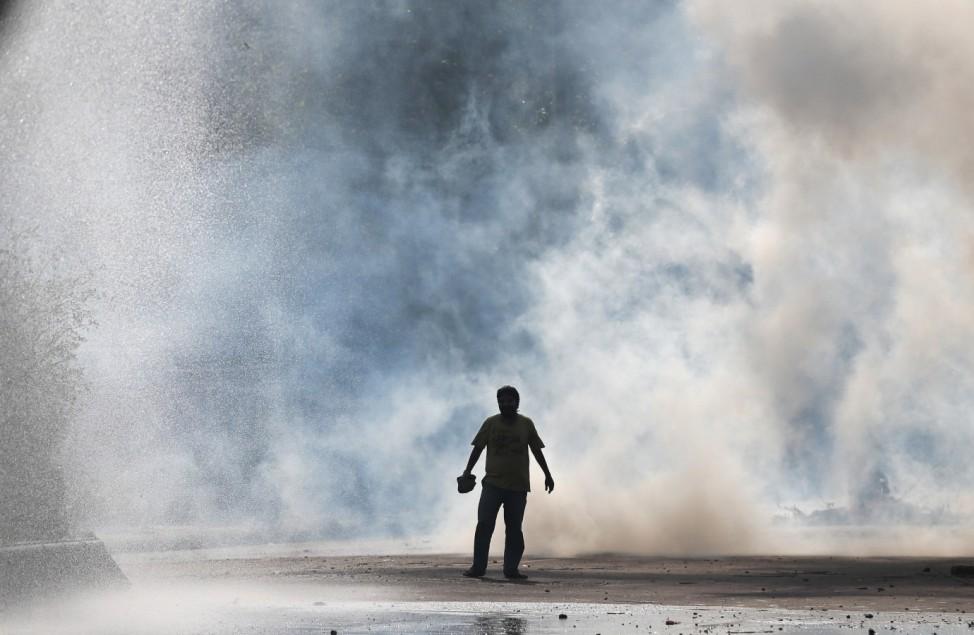 Proteste gegen Kohlekraftwerk in Bangladesch