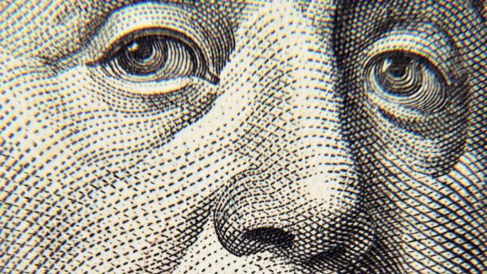 PRINTING ERROR ON USD 100 BILL NOTES