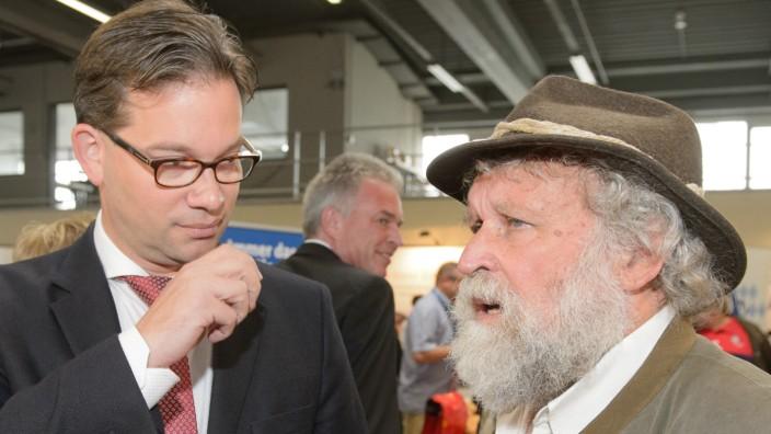 Auftakt Landesparteitag SPD Bayern