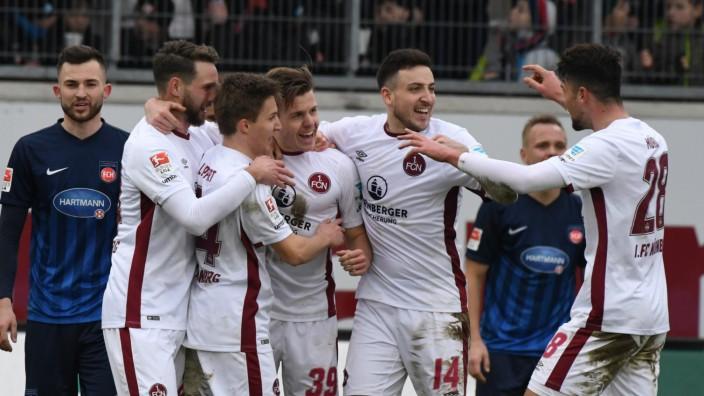 1. FC Heidenheim - 1. FC Nürnberg