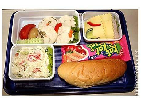 Himmlischer Genuss: Essen an Bord, airlinemeals.net