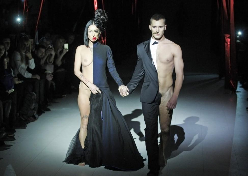Fashion Week in der Ukraine