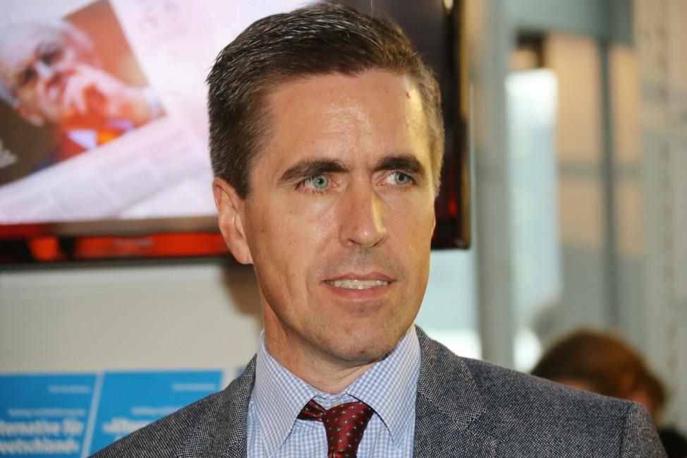 Dieter Stein (2014)