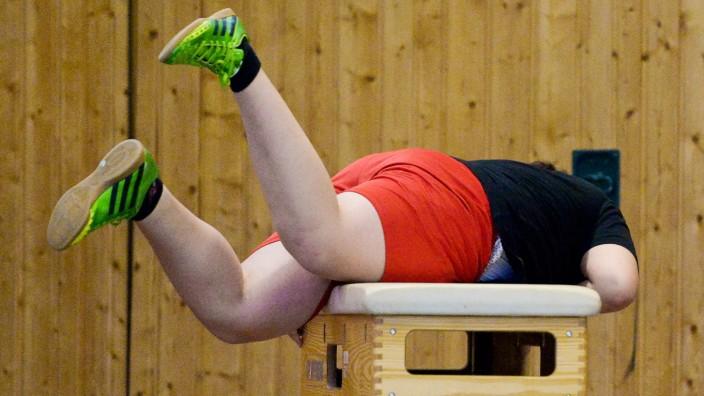 Abspecken für stark übergewichtige Jugendliche