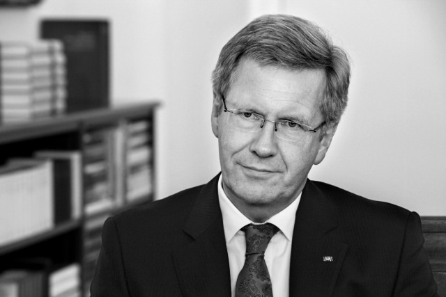 Christian Wulff, 2011