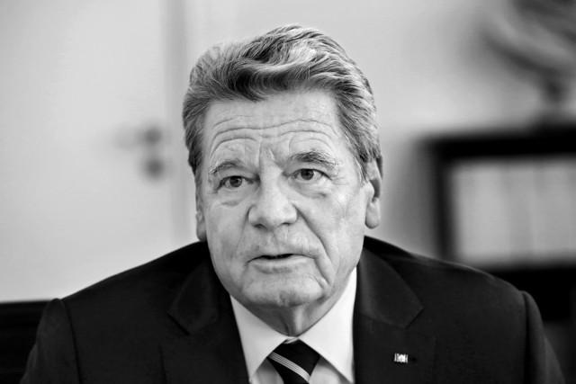Joachim Gauck, 2015
