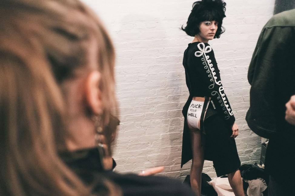 LRS New York - Presentation - February 2017 - New York Fashion Week