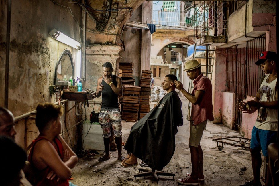 World Press Photo Awards 2017 - Daily Life - First Prize, Stories - Tomas Munita, for The New York Times - Cuba On The Edge Of Change