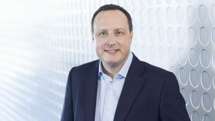 """Telefónica-Chef Haas: """"Wir erfüllen alle Anforderungen an den Nutzungsalltag unserer Kunden"""", sagt Markus Haas."""