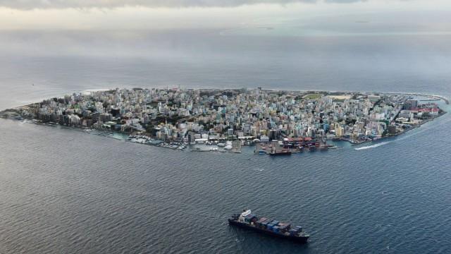 Malé, Malediven
