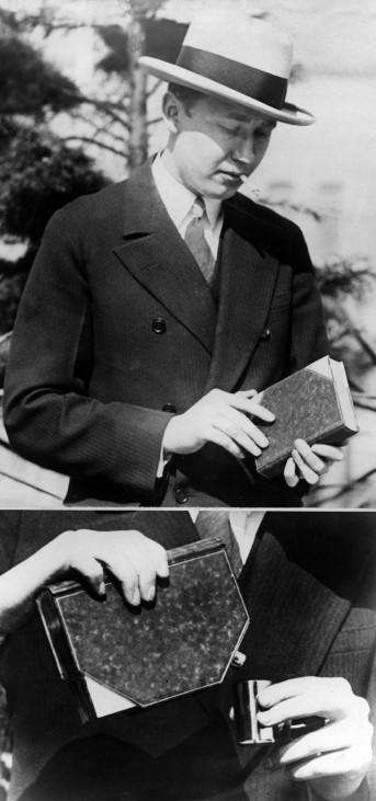 Prohibition: Buch zum Schmuggel von Alkohol in Amerika, 1926; Alkohol Prohibition in den USA Schmuggel Buch