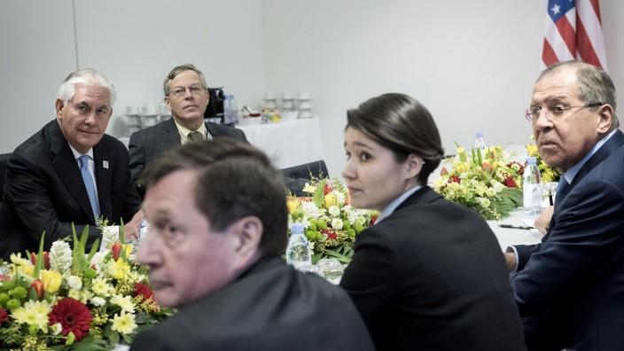 Treffen der G20-Außenminister