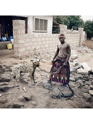 Pieter Hugo The Hyena & other men