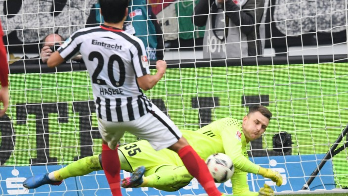 Eintracht Frankfurt - FC Ingolstadt 04