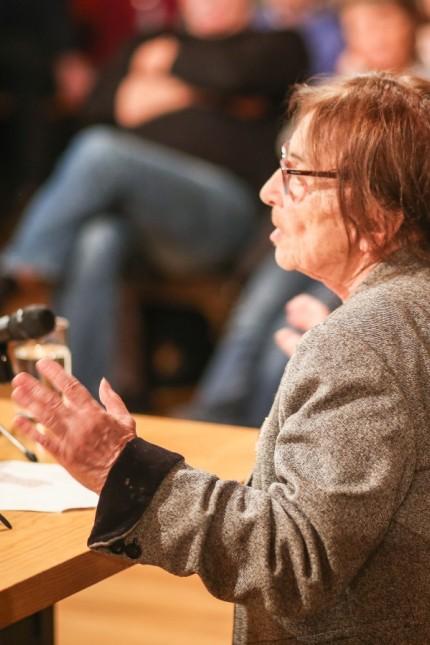 Agnes Heller im Karmel