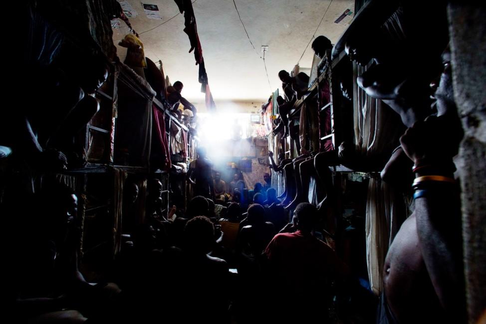 Gefängnisse in Haiti