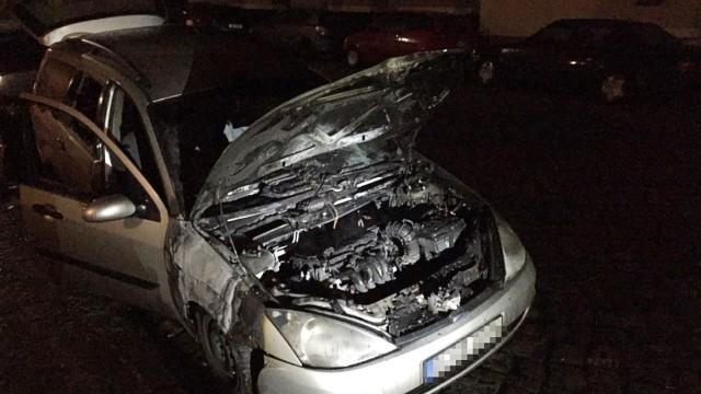 Berlin: Unbekannte zündeten Ostermanns Auto an. Mithilfe von Spenden konnte er sich ein neues kaufen.