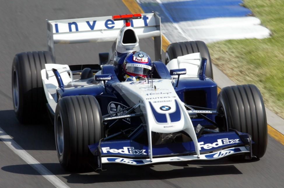 Formel 1 Melbourne Montoya