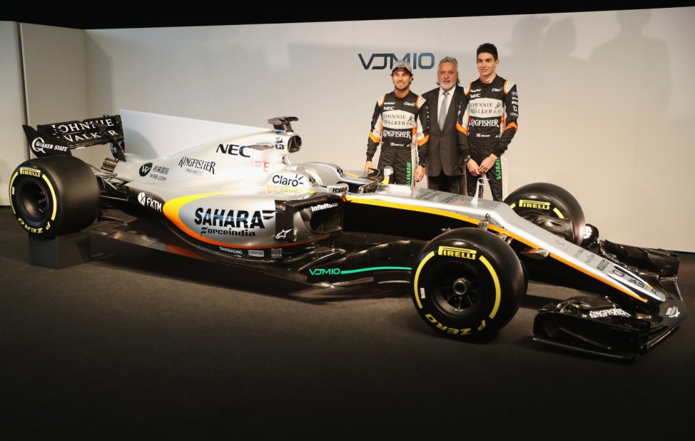 Sahara Force India Formula One Team Launch