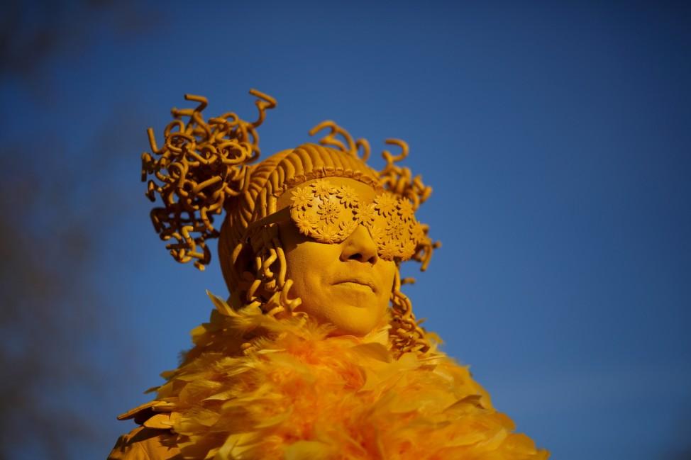 Madrid Celebrates Carnival