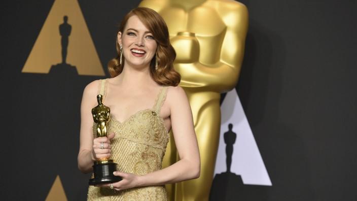 Beste Hauptdarstellerin 2017: Emma Stone.