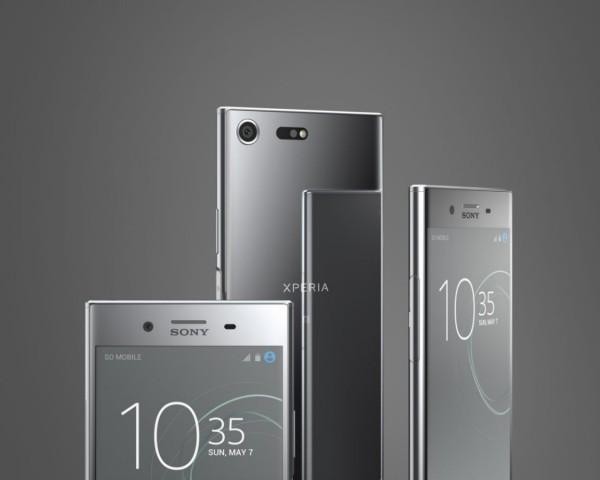 Das Sony Xperia XZ Premium