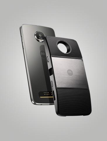 Moto-Mod Projektor/Beamer Aufsatz für das Motorola Z