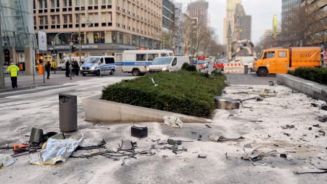 Urteil im Mordprozess wegen tödlichen Autorennens in Berlin