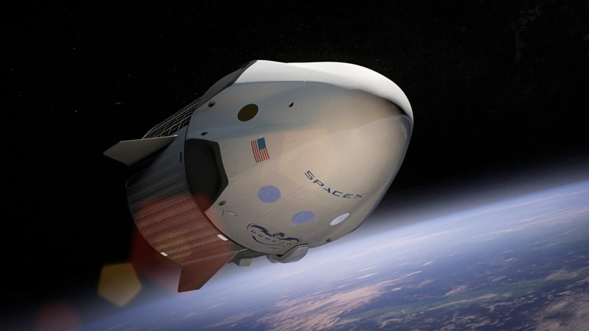 Raumfahrt an die Börse