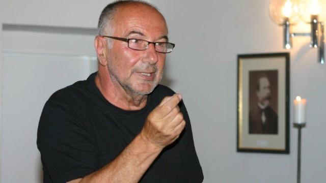 Gerhard Schulz SPD OV Kolbermoor Landkreis Rosenheim Rentner Ex-Lehrer