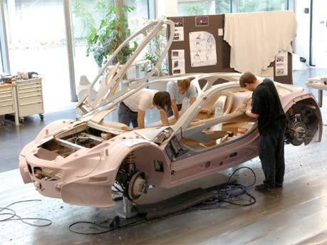 BMW, Pressinfo