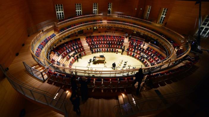 Daniel Barenboims Konzertsaal wird offiziell eröffnet