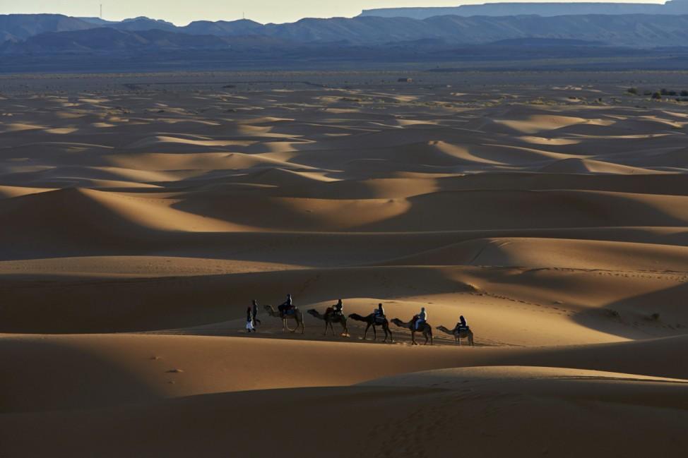 Tourismus in Marokko