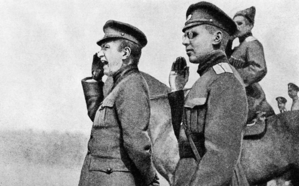 Die Regierung Kerenski in Russland 1917; Russland Revolutionsjahr 1917