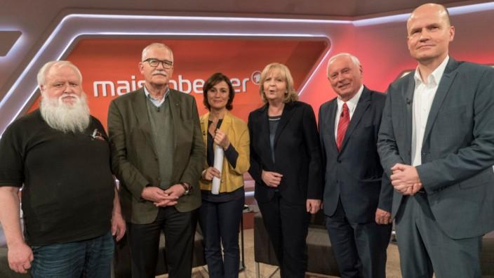 Maischberger 8. März 2017