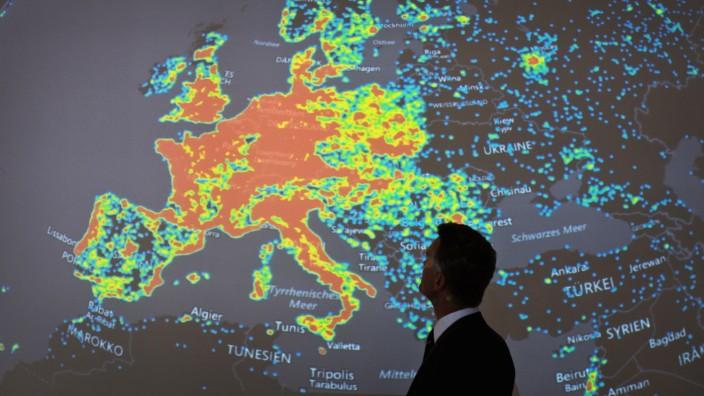 Workshop Internetkriminalität in Frankfurt am Main