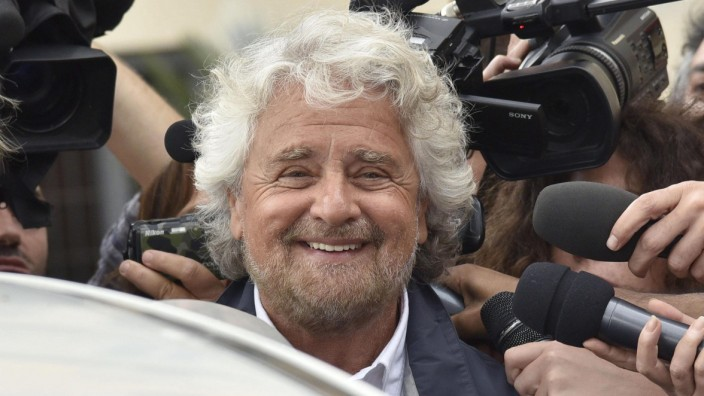 M5S aiming for natl govt says Grillo